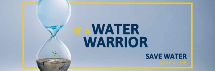 Be a Water Warrior